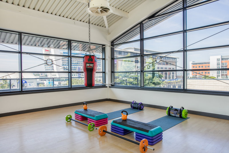 Crowne Plaza Liverpool City Centre-Fitness Center<br/>Image from Leonardo