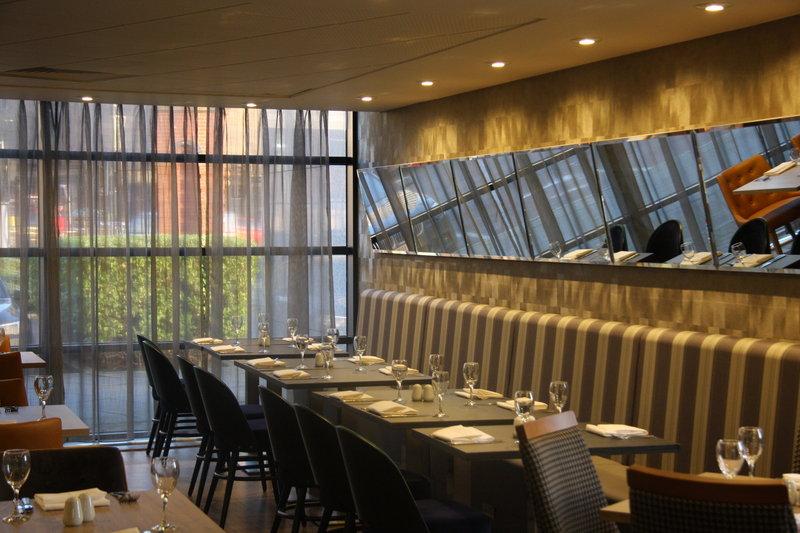 Crowne Plaza Liverpool City Centre-Restaurant<br/>Image from Leonardo