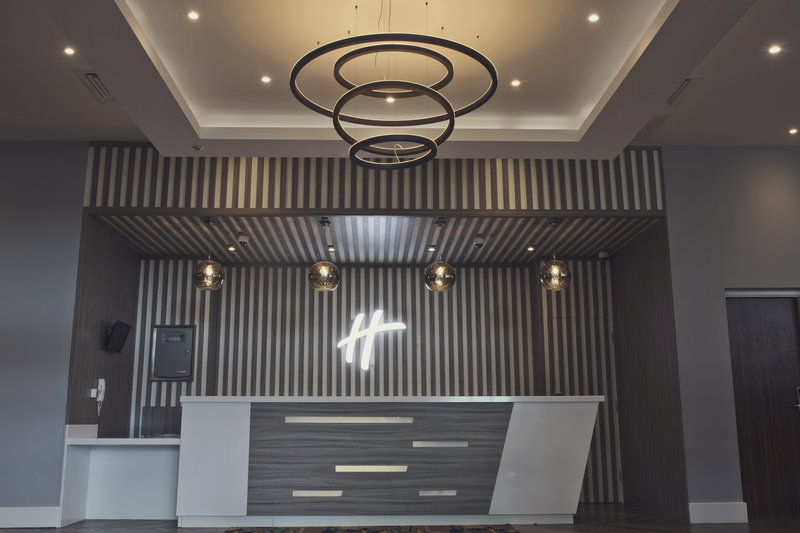 Holiday Inn Newcastle-Jesmond-Front Desk<br/>Image from Leonardo