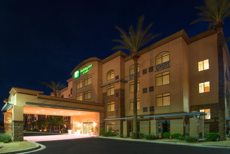 Holiday Inn Express Phoenix-I-10 West/Goodyear-Holiday Inn & Suites Goodyear<br/>Image from Leonardo