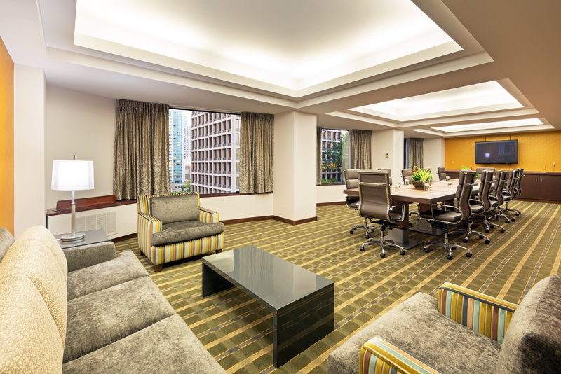 Crowne Plaza Seattle-Downtown-Seattle top Amenities located in the 5th Floor Executive Boardroom<br/>Image from Leonardo
