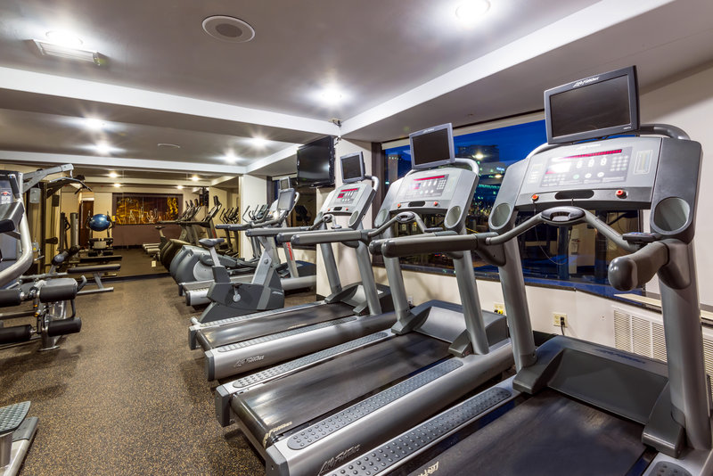 Crowne Plaza Seattle-Downtown-Stay Healthy using the new Cardio Equipment at the Crowne Plaza<br/>Image from Leonardo