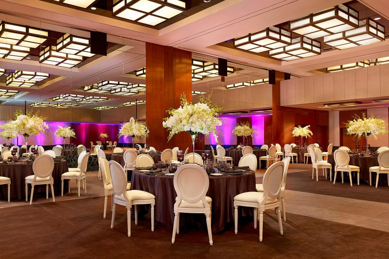 Hotel President Wilson; a Luxury Collection Hotel-Wedding Reception<br/>Image from Leonardo
