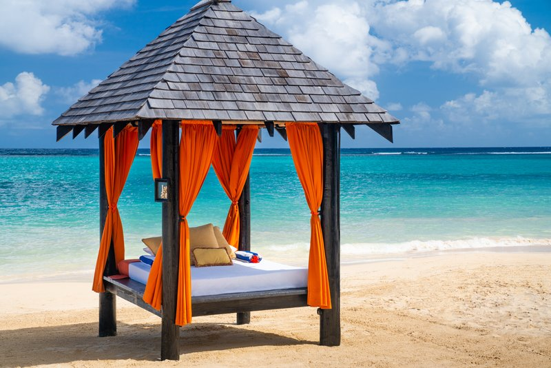 Jewel Dunns River Adult Beach Resort -Beach Cabana<br/>Image from Leonardo