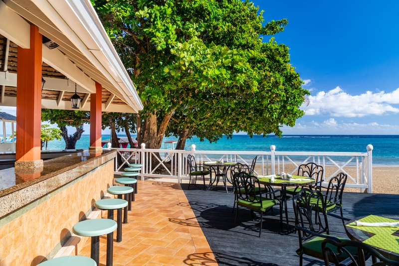 Jewel Dunns River Adult Beach Resort -Aquamarina Restaurant<br/>Image from Leonardo