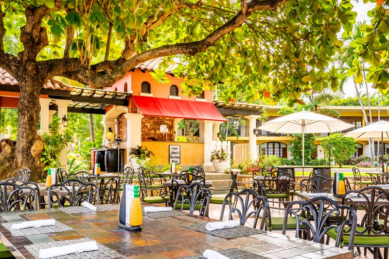 Jewel Dunns River Adult Beach Resort -Court Jesters Restaurant<br/>Image from Leonardo