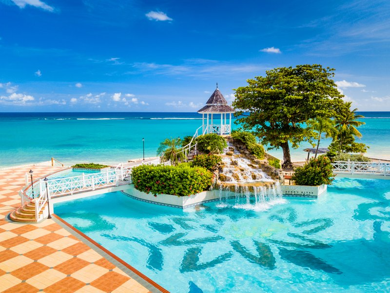 Jewel Dunns River Adult Beach Resort -Pool<br/>Image from Leonardo