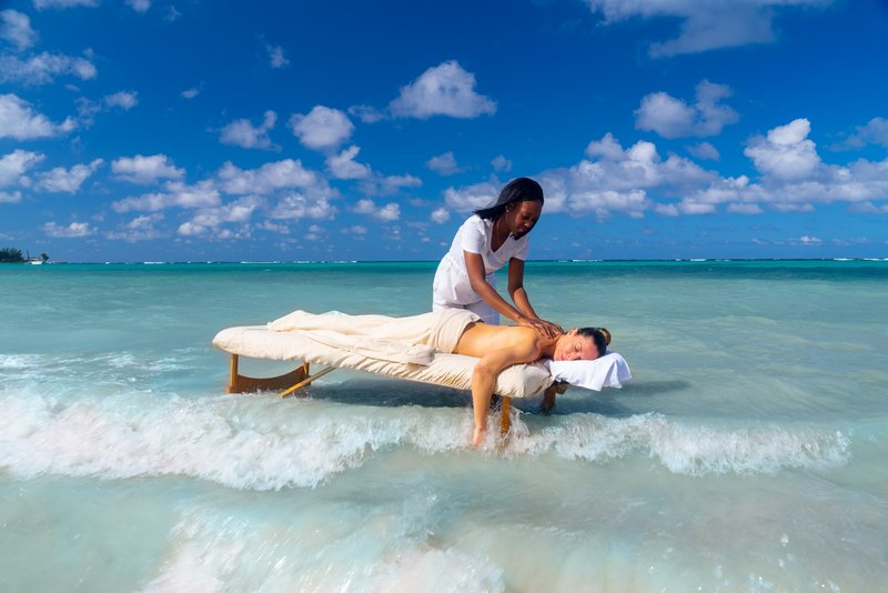 Jewel Dunns River Adult Beach Resort -Radiant Spa Ocean Massage<br/>Image from Leonardo