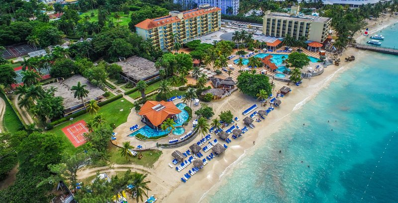 Jewel Dunns River Adult Beach Resort -Resort Aerial<br/>Image from Leonardo