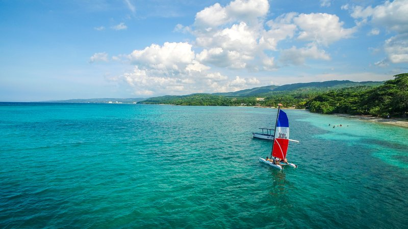 Jewel Dunns River Adult Beach Resort -Catamaran<br/>Image from Leonardo