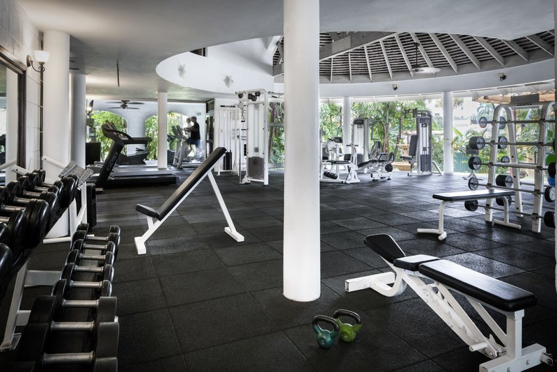 Jewel Dunns River Adult Beach Resort -Fitness Center<br/>Image from Leonardo