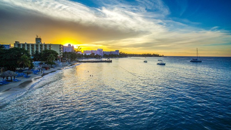 Jewel Dunns River Adult Beach Resort -Sunset View<br/>Image from Leonardo