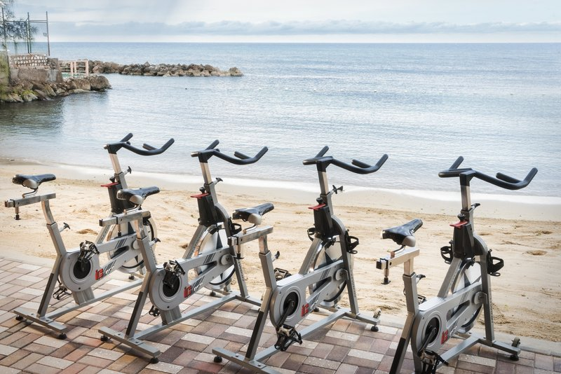 Jewel Dunns River Adult Beach Resort -Beach Workout Bikes<br/>Image from Leonardo
