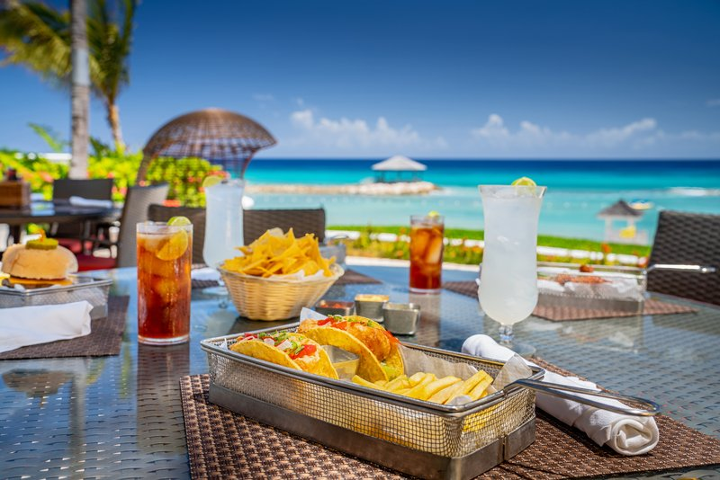 Jewel Grande Montego Bay Resort & Spa  - Crickets Food & Beverage <br/>Image from Leonardo