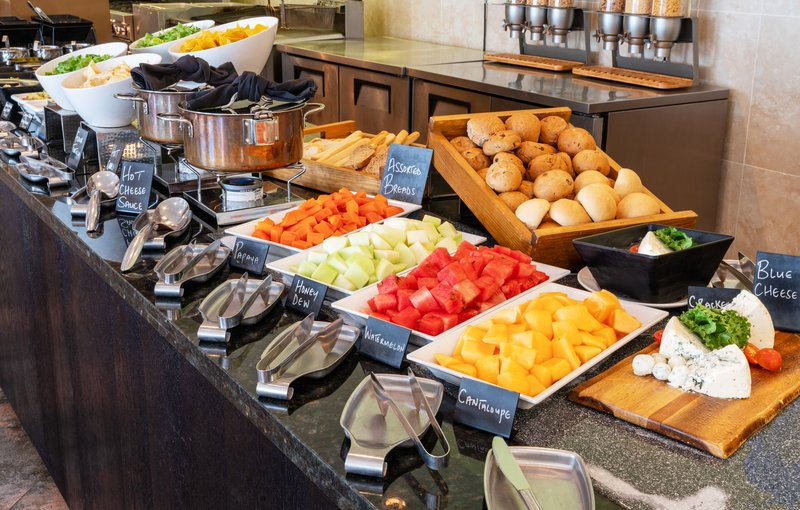 Jewel Grande Montego Bay Resort & Spa  - Le Bouchon Restaurant Buffet <br/>Image from Leonardo