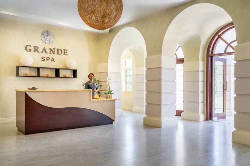 Jewel Grande Montego Bay Resort & Spa  - Grande Spa Lobby Service <br/>Image from Leonardo