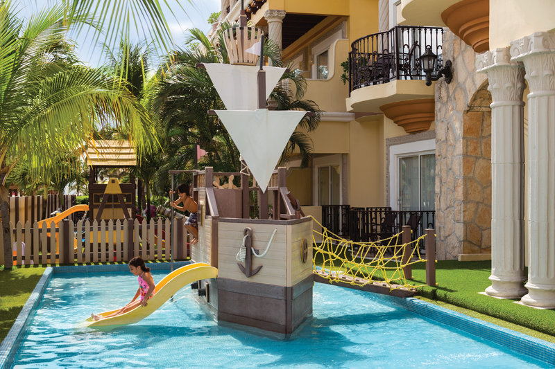 Panama Jack Resorts Playa del Carmen - Kids Pool <br/>Image from Leonardo