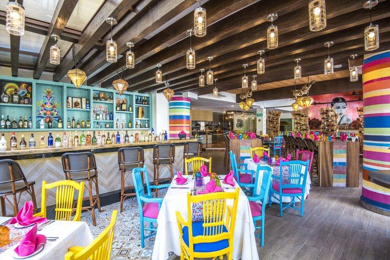 Panama Jack Resorts Playa del Carmen - Zarape Overall <br/>Image from Leonardo