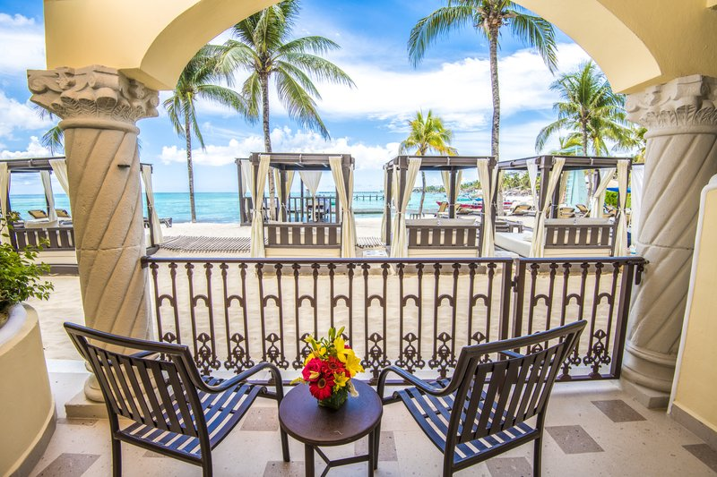 Panama Jack Resorts Playa del Carmen - Junior Suite Beachfront Walk Out View <br/>Image from Leonardo