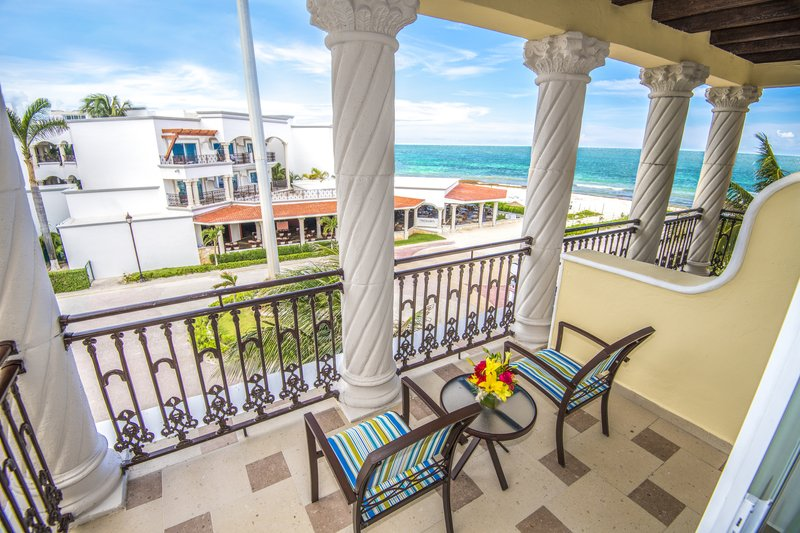 Panama Jack Resorts Playa del Carmen - Junior Suite Ocean View Balcony <br/>Image from Leonardo
