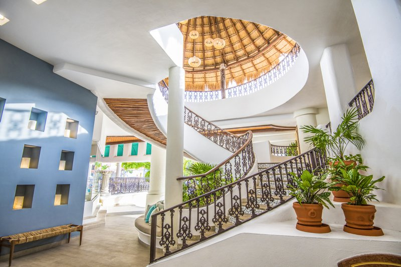 Panama Jack Resorts Playa del Carmen - Aura Spa Entrance <br/>Image from Leonardo