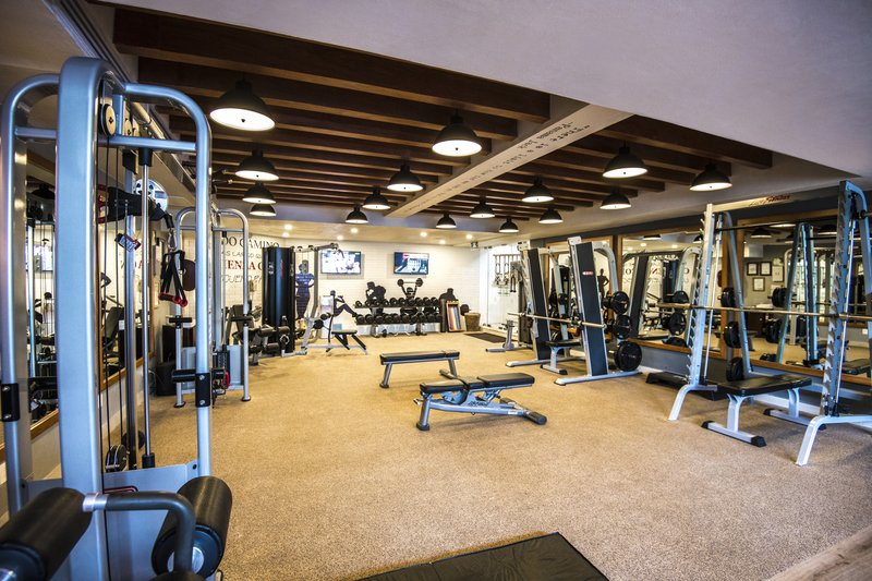 Panama Jack Resorts Playa del Carmen - Fitness Center <br/>Image from Leonardo