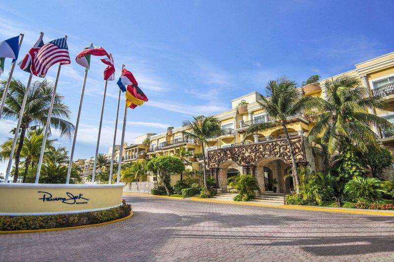 Panama Jack Resorts Playa del Carmen - Front Exterior <br/>Image from Leonardo