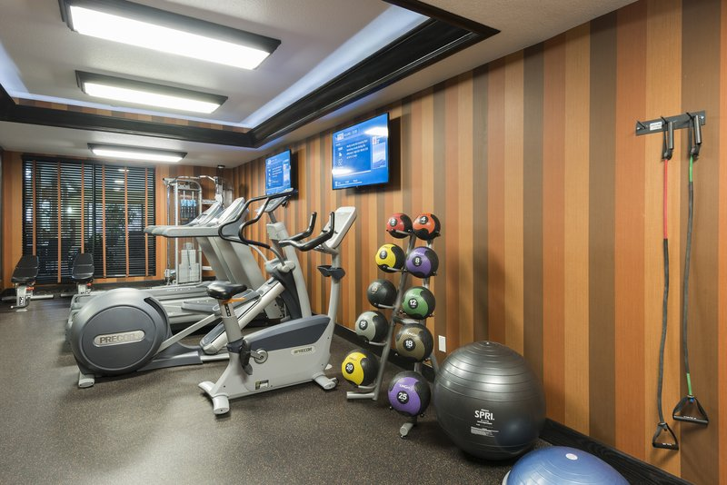 Holiday Inn Express Holland-Fitness Center<br/>Image from Leonardo