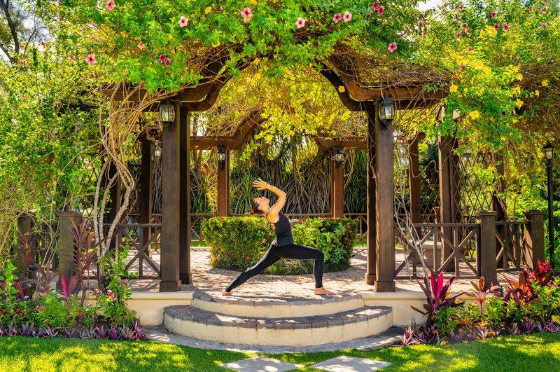 Jewel Paradise Cove Adult Beach Resort  - Yoga Zen Garden <br/>Image from Leonardo