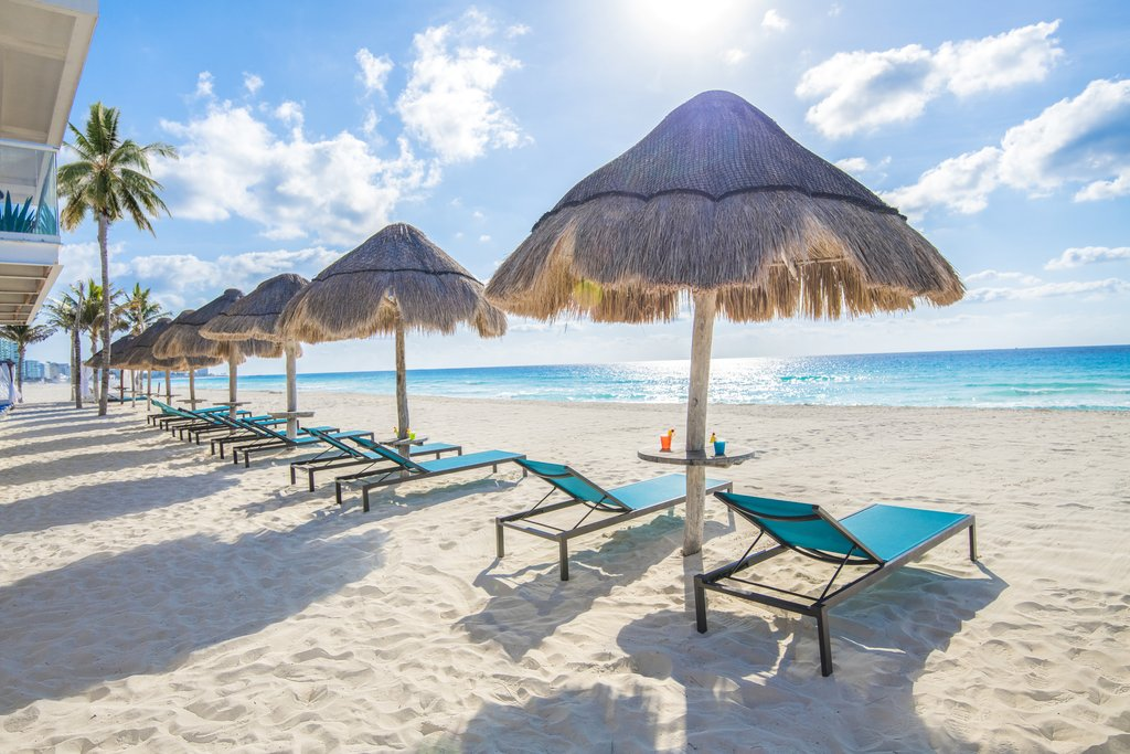 Panama Jack Resorts Cancun - Beach Chairs <br/>Image from Leonardo
