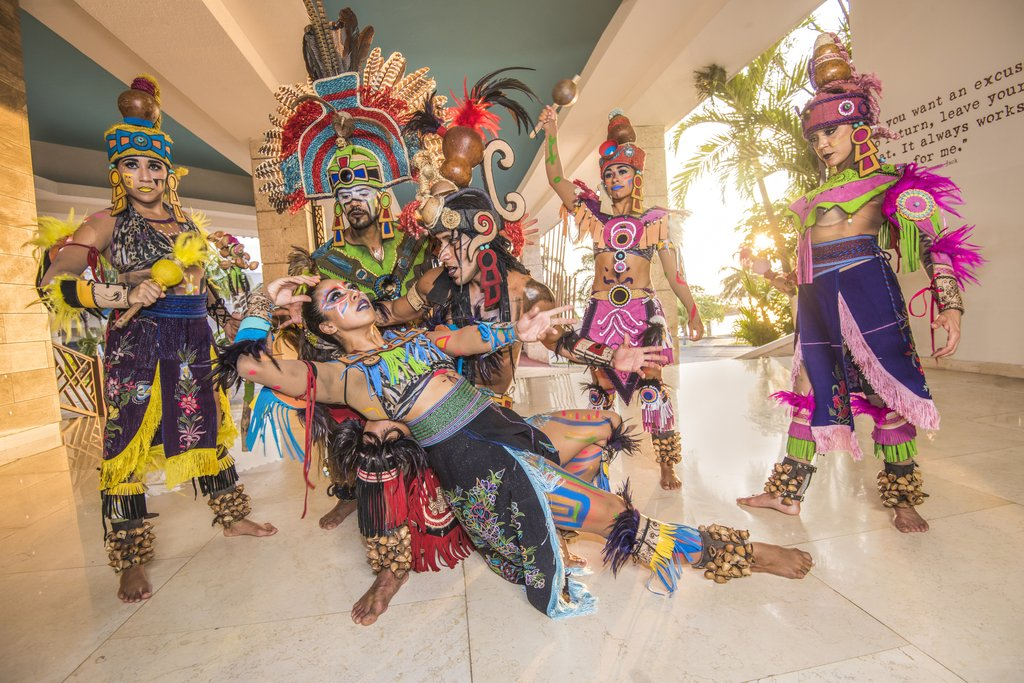 Panama Jack Resorts Cancun - Hotel Entertainment <br/>Image from Leonardo