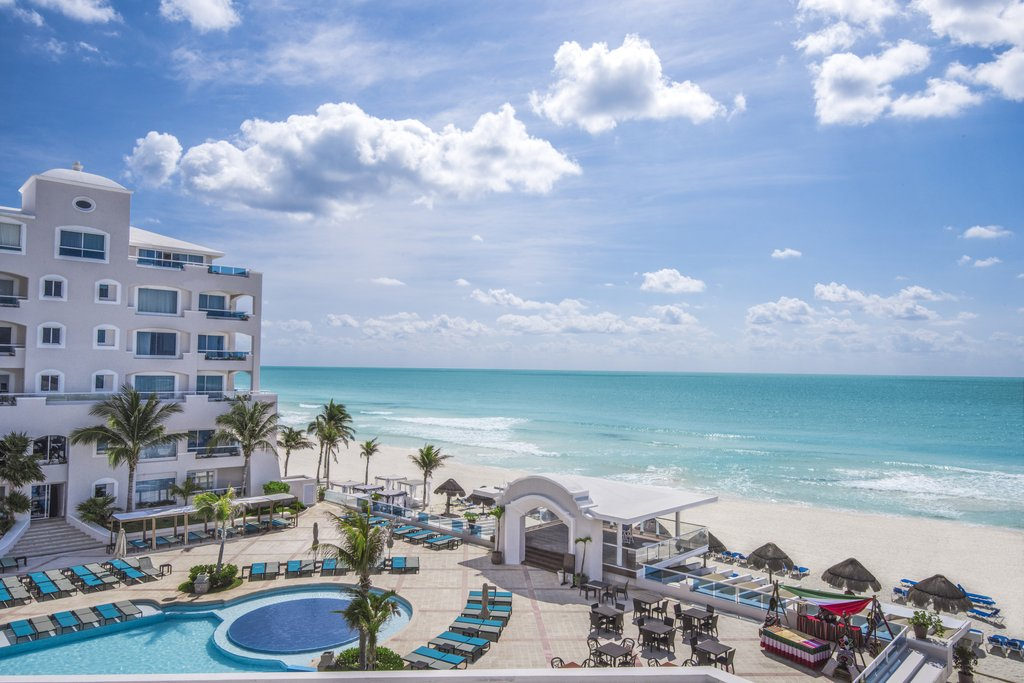 Panama Jack Resorts Cancun - Panama Jack Resorts Cancun Exterior Beach <br/>Image from Leonardo