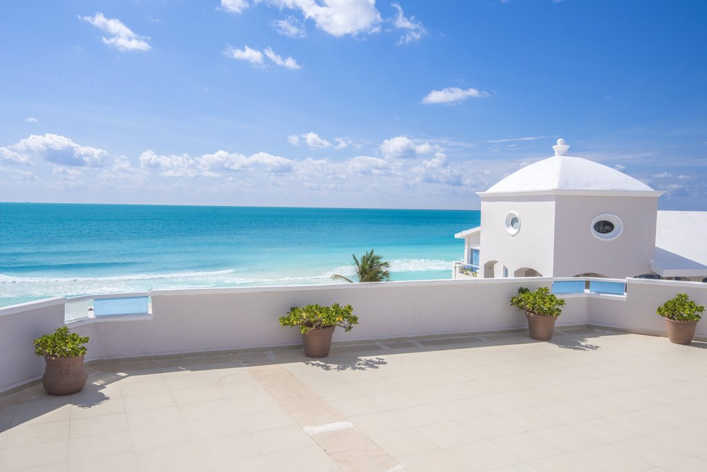 Panama Jack Resorts Cancun - Rooftop View <br/>Image from Leonardo