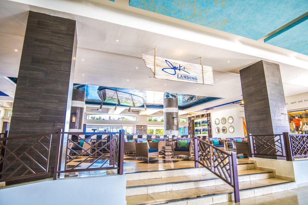 Panama Jack Resorts Cancun - Jack's Landing Bar Entrance <br/>Image from Leonardo