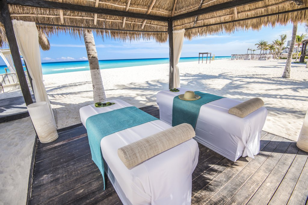 Panama Jack Resorts Cancun - Outdoor Massage <br/>Image from Leonardo