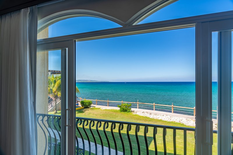 Jewel Paradise Cove Adult Beach Resort  - Oceanfront Butler Serviced Jr Suite View <br/>Image from Leonardo