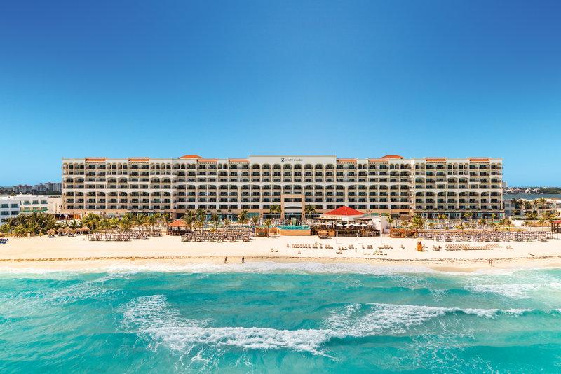 Hyatt Zilara Cancun - Resort Aerial <br/>Image from Leonardo