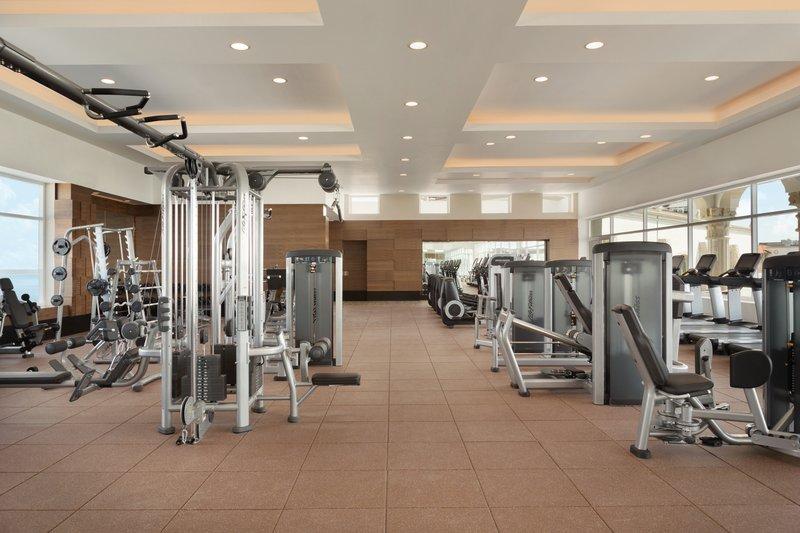 Hyatt Zilara Cancun - Fitness Center <br/>Image from Leonardo