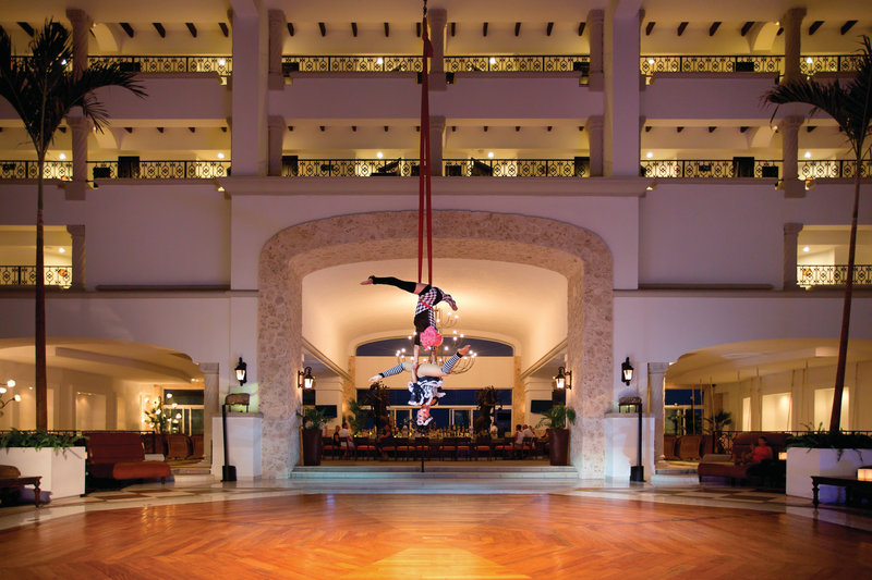 Hyatt Zilara Cancun - Nightly Entertainment Performers <br/>Image from Leonardo