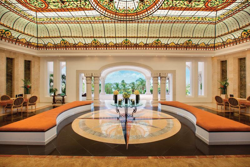 Hyatt Zilara Cancun - Main Lobby <br/>Image from Leonardo