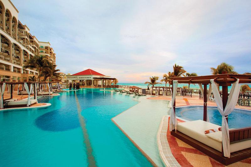 Hyatt Zilara Cancun - Main Pool <br/>Image from Leonardo
