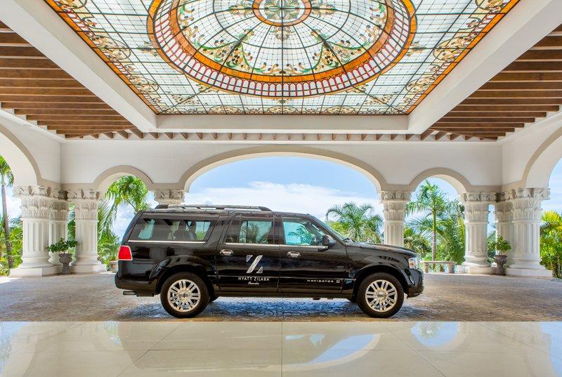 Hyatt Zilara Cancun - Resort Private Transfer <br/>Image from Leonardo