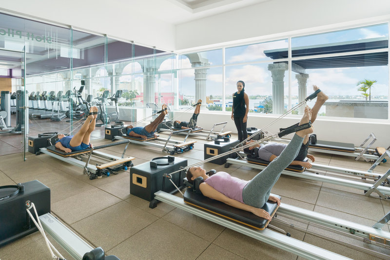 Hyatt Zilara Cancun - Pilates Class at Sky Gym <br/>Image from Leonardo