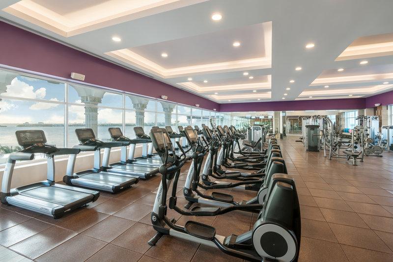 Hyatt Zilara Cancun - Sky Gym <br/>Image from Leonardo