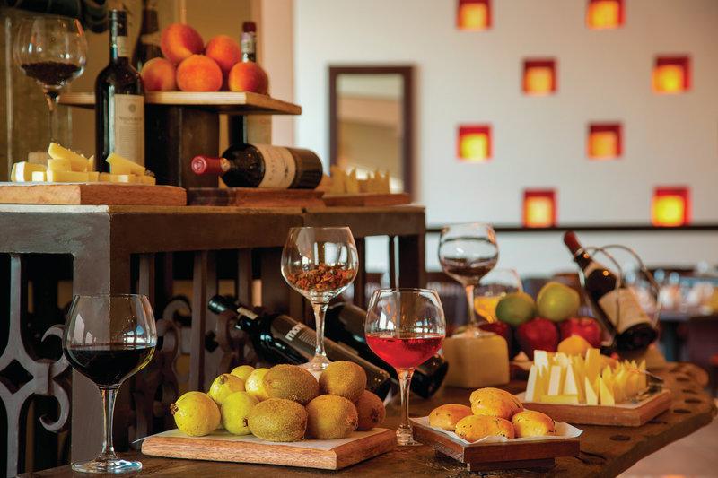 Hyatt Zilara Cancun - Spice Buffet Wine and Cheese <br/>Image from Leonardo