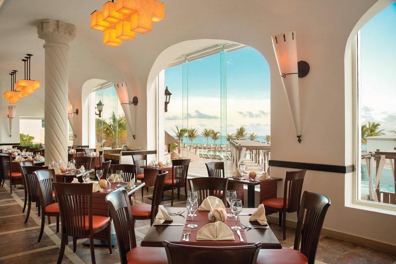 Hyatt Zilara Cancun - Spice Buffet Seating <br/>Image from Leonardo