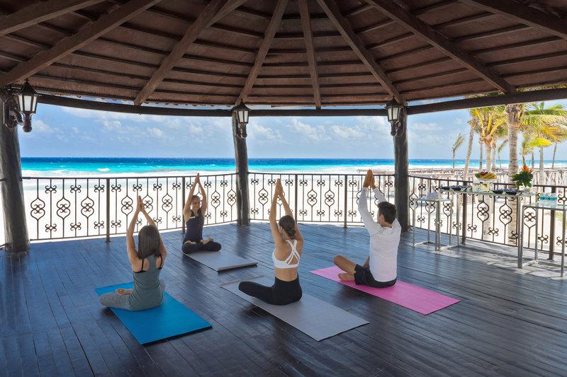 Hyatt Zilara Cancun - Yoga Class <br/>Image from Leonardo