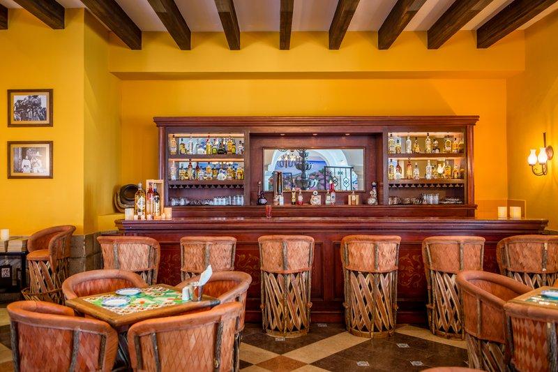 Hyatt Zilara Cancun - Cantina La Adelita Bar <br/>Image from Leonardo