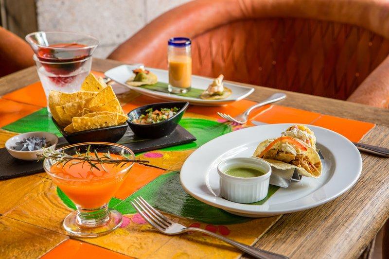 Hyatt Zilara Cancun - Cantina La Adelita Appetizers <br/>Image from Leonardo