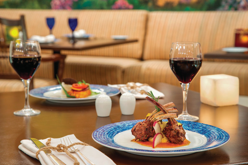 Hyatt Zilara Cancun - Maria Marie Food and Beverage <br/>Image from Leonardo